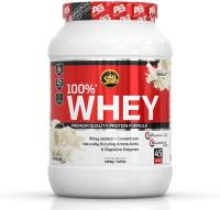 All Stars 100% Whey Protein, 1360 g can
