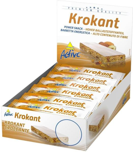 inkospor Active brittle bar, 24 x 30 g bar