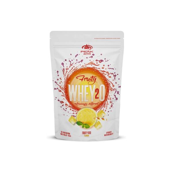 Peak Performance Fruity wHey2O, 750 g bag