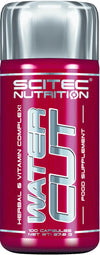 Scitec Nutrition Water Cut, 100 capsules can