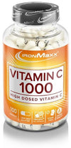 IronMaxx Vitamin C 1000, 100 Tricaps can