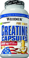 Joe Weider Pure Creatine, 200 capsule jar