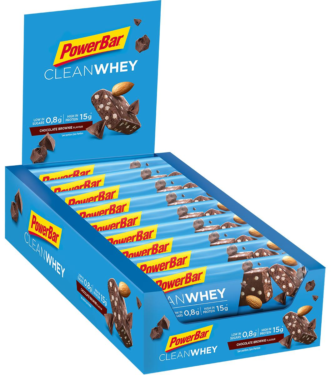 PowerBar Clean Whey, 18 x 45 g bars