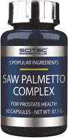 Scitec Essentials Saw Palmetto Complex, 60 capsule jar