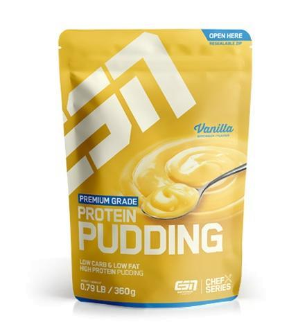 ESN protein pudding, 360g bag