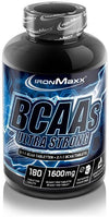 IronMaxx BCAAs Ultra Strong, 180 tablets
