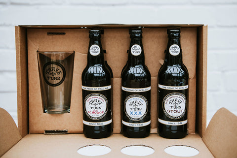 Three Tuns Brewery Tasting Gift Set