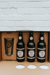 Dark Ales Bottles Gift Set