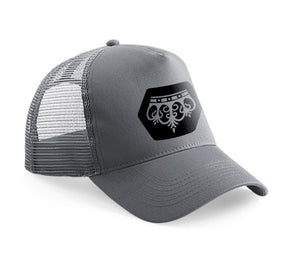 "GORRA TRUCKER ""ANTI CROWN"" UNISEX ( I LOVE YOUR WIFE )"