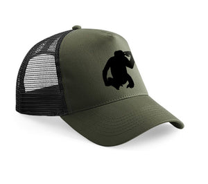"GORRA TRUCKER ""CHIMPANZEE"" UNISEX ( I LOVE YOUR WIFE )"