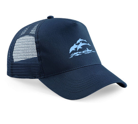 "GORRA TRUCKER ""DELFINES"" UNISEX ( I LOVE YOUR WIFE )"