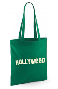 Tote Bag Algodón HOLLYWEED L.A. California