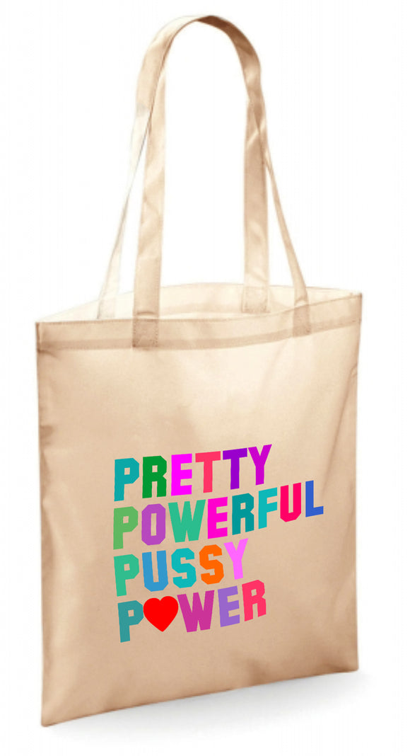 Tote Bag PPPP boomlapop ( 100% Poliéster )