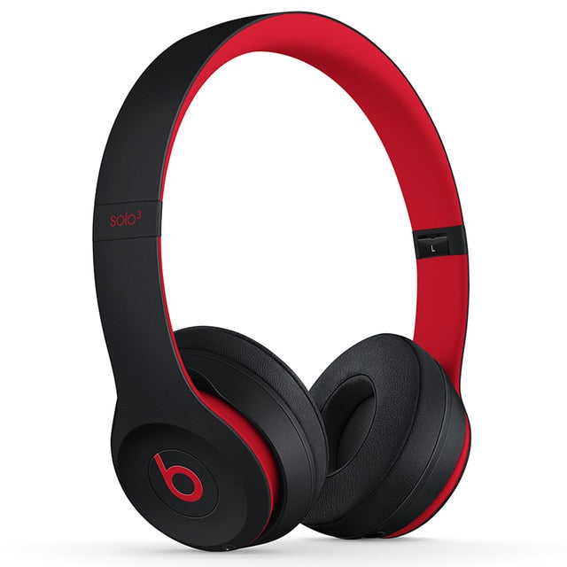 Beats Solo 3 Wireless Bluetooth Headphones Solo3 Gaming Sport Headset Deep Bass Earphone Hands-free with Mic Fast Charge