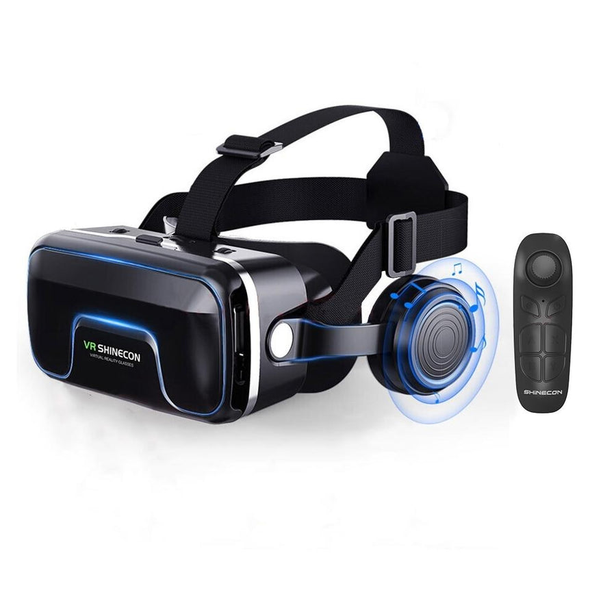 VR Shinecon Pro Version Virtual Reality Glasses