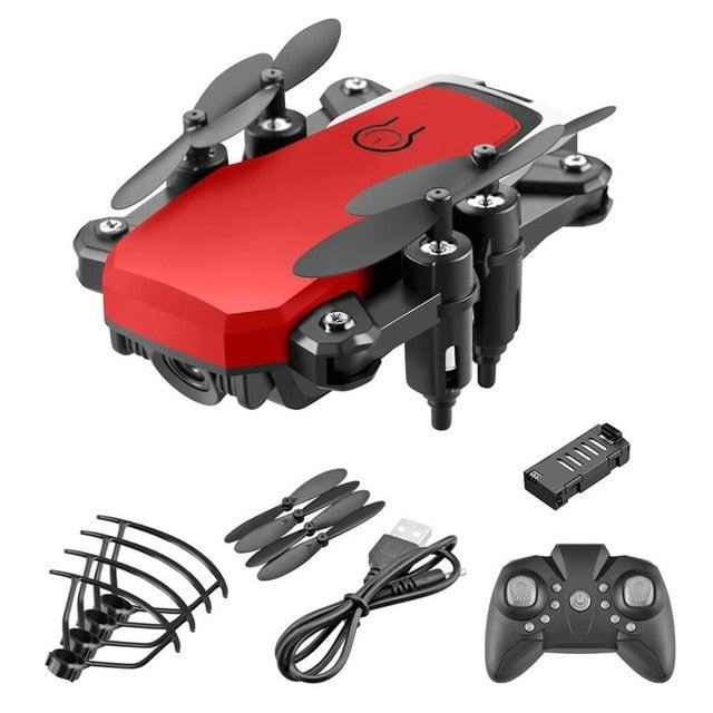 LF606 Foldable RC Drone