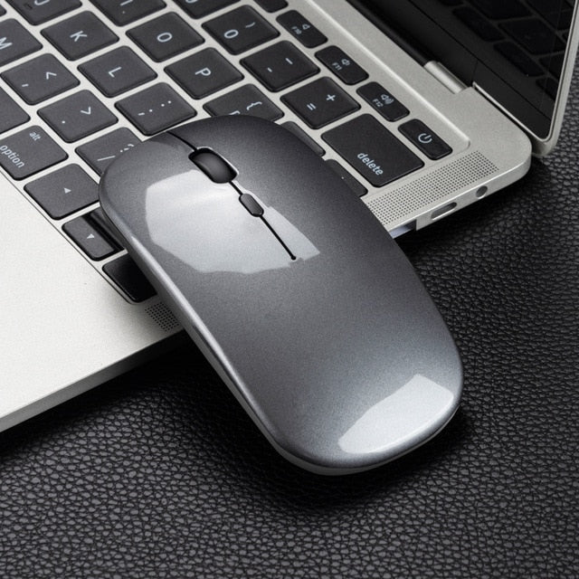 2.4G Ultra-Thin Silent Wireless Mouse