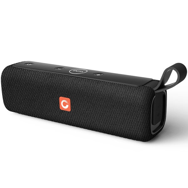 DOSS E-go ll Bluetooth Speaker waterproof and a 12W. Great Christmas gift for the music lover in your family!