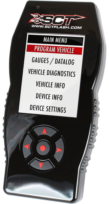 SCT 96-16 Ford Cars & Trucks (Gas & Diesel) X4 Power Flash Programmer