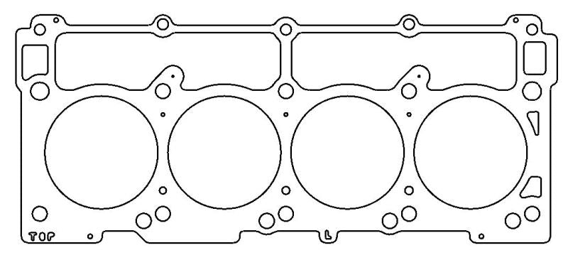 Cometic Dodge 5.7L HEMI 4.100 inch Bore .030 inch MLS LHS Headgasket