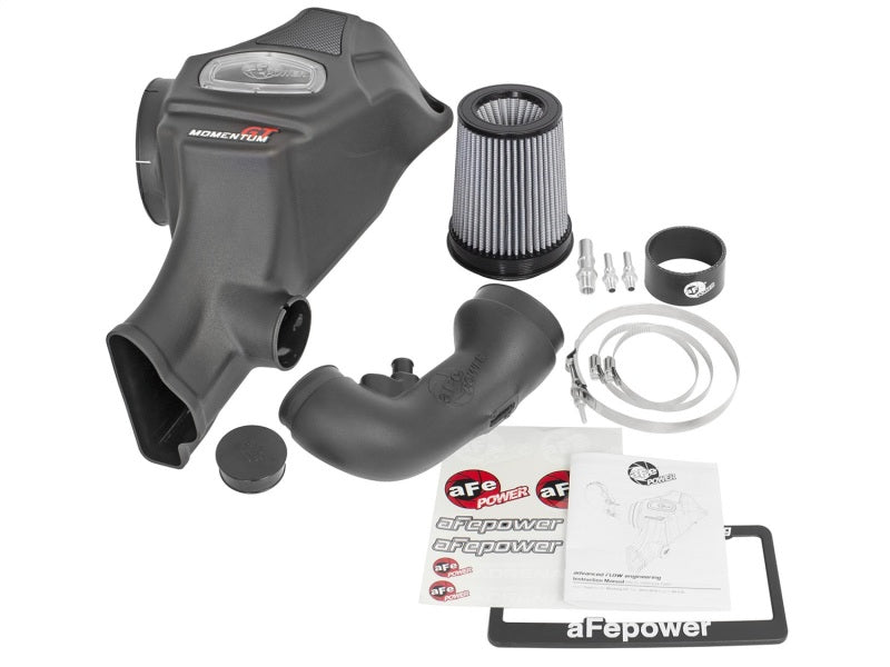 aFe Momentum GT Pro Dry S Intake System 2015 Ford Mustang GT V8-5.0L