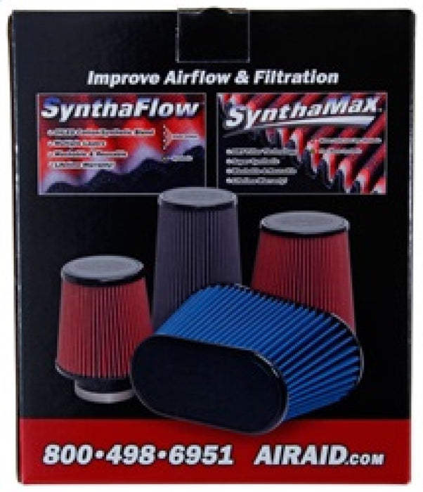 Airaid Universal Air Filter - Cone 6 x 7 1/4 x 5 x 9