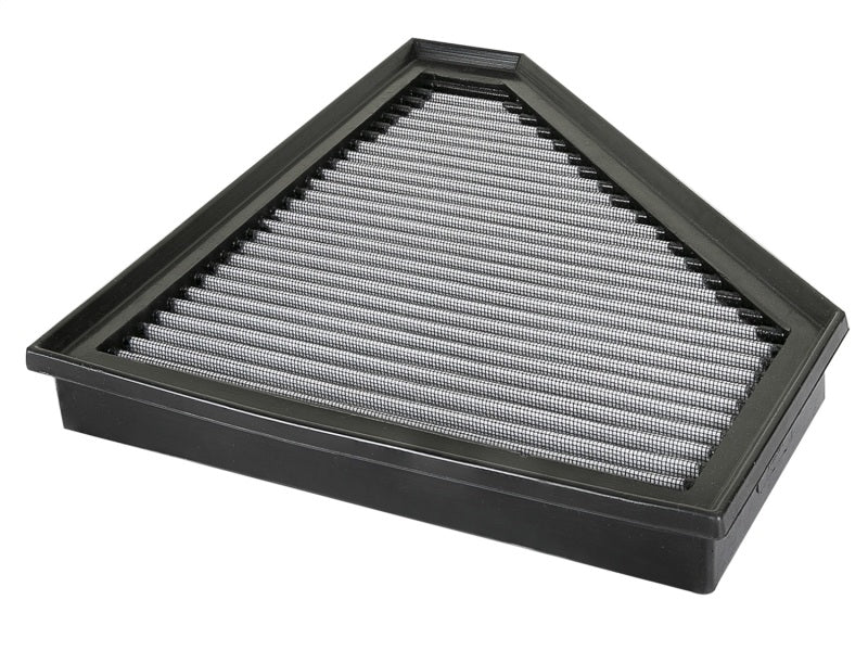 aFe Magnum FLOW Pro DRY S OE Replacement Filter 13-17 Cadillac ATS V6-3.6L