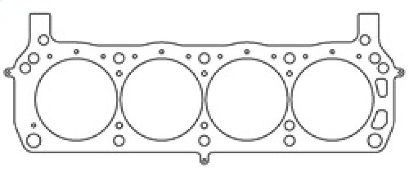 Cometic Ford 289/302/351 4.06in NONSVO .030 thick MLS Head Gasket