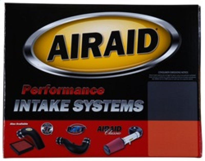 Airaid 09-14 Cadillac CTS-V/ 11-14 Coupe 6.2L CAD Intake System w/Carbon Look (Dry / Black Media)