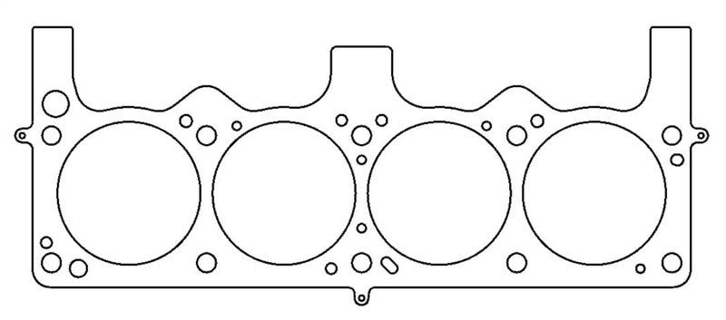 Cometic Dodge 5.7L Hemi 3.950 inch Bore .040 inch MLS RHS Headgasket