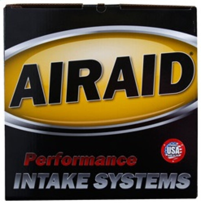 Airaid 2015 Ford Mustang 3.7L V6 Race Style Intake System (Oiled)