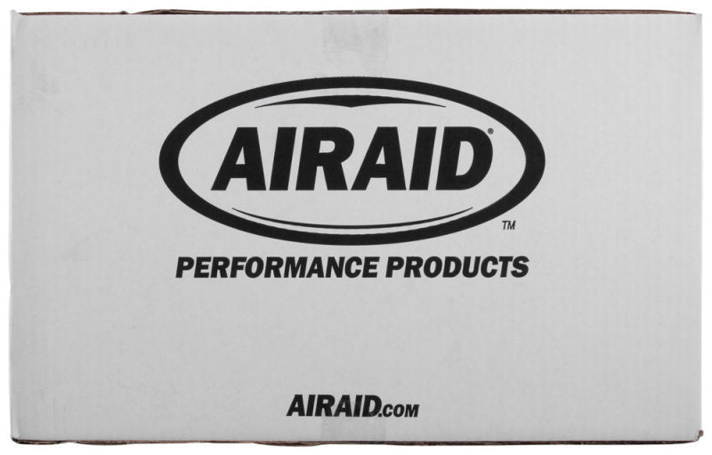 Airaid 2015 Ford Mustang 5.0L V8 Intake System (Oiled / Red Media)