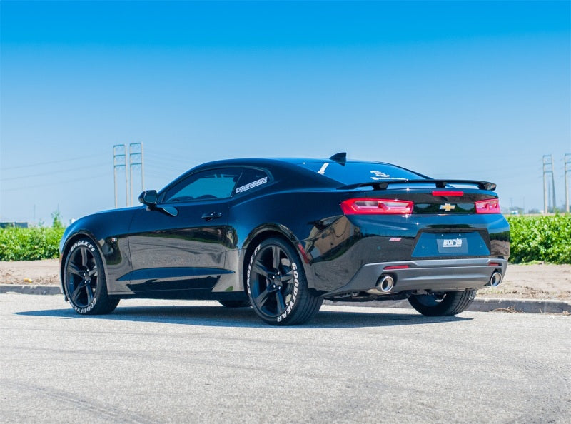 Borla 2016 Camaro 6.2L V8 w/o NPP S-Type Rear Section Exhaust