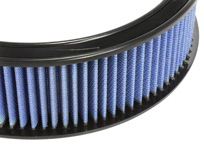 aFe MagnumFLOW Air Filters Round Racing P5R A/F RR P5R 16.13OD x 14.56ID x 3.55H E/M