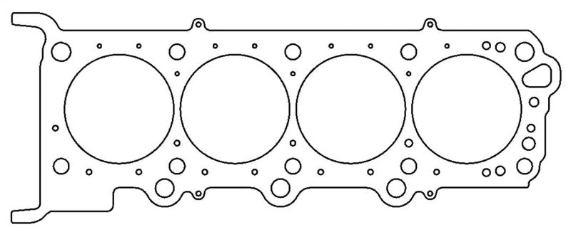 Cometic Ford 4.6L V-8 Right Side 92MM .075 inch MLS-5 Headgasket