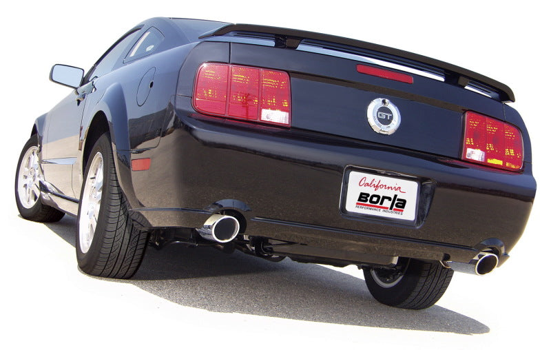 Borla 05-09 Ford Mustang GT Dual Exhaust