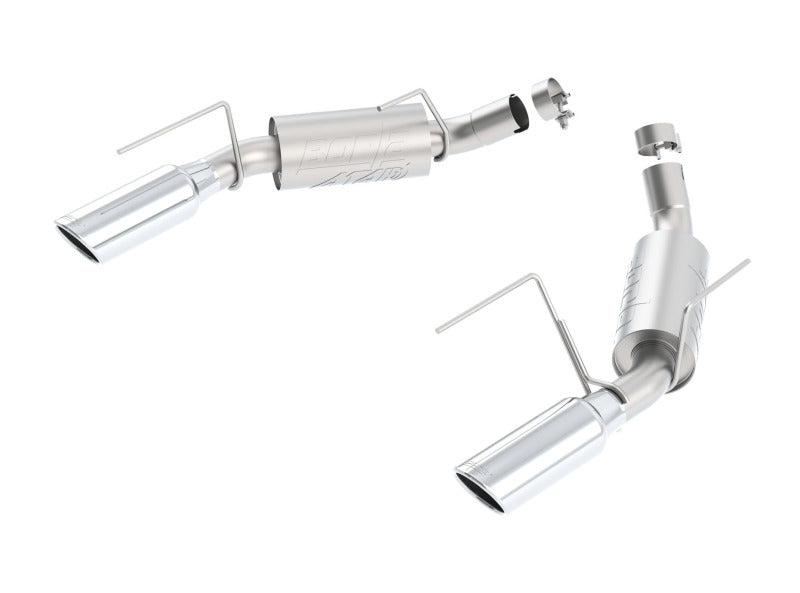 Borla 05-09 Mustang GT/Bullitt 4.6L 8cyl Aggressive ATAK Exhaust (rear section only)