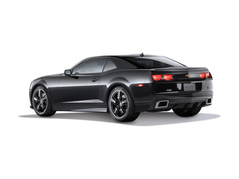 Borla 2010 Camaro 6.2L V8 S Type Catback Exhaust w/o Tips works w/ factory ground affects package ON