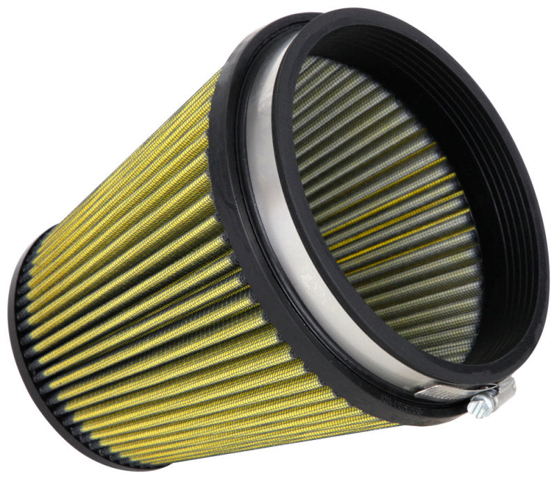 Airaid Universal Air Filter - Cone 6in Flange x 7-1/4in Base x 5in Top x 7in Height