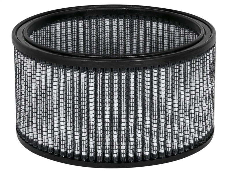 aFe Magnum FLOW Air Filters PDS Round Racing Air Filter 6in OD x 5in ID x 3-1/2in H