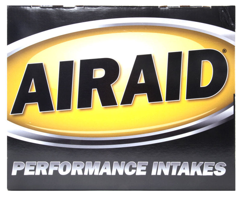 Airaid 05-07 Corvette C6 6.0L CAD Intake System w/ Tube (Oiled / Red Media)