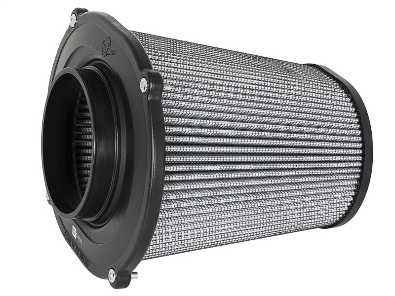 aFe Quantum Pro DRY S Air Filter Inverted Top - 5in Flange x 8in Height - Dry PDS