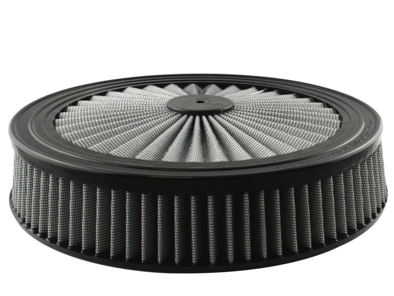 aFe MagnumFLOW Air Filters Round Racing PDS A/F TOP Racer 14D x 3H (PDS)