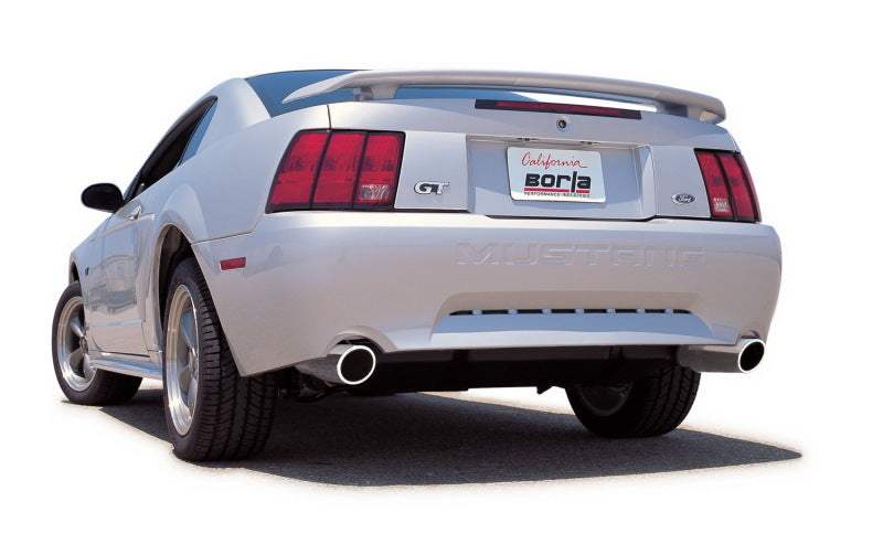 Borla 99-04 Mustang GT 4.6L 8cyl SS Catback Exhaust