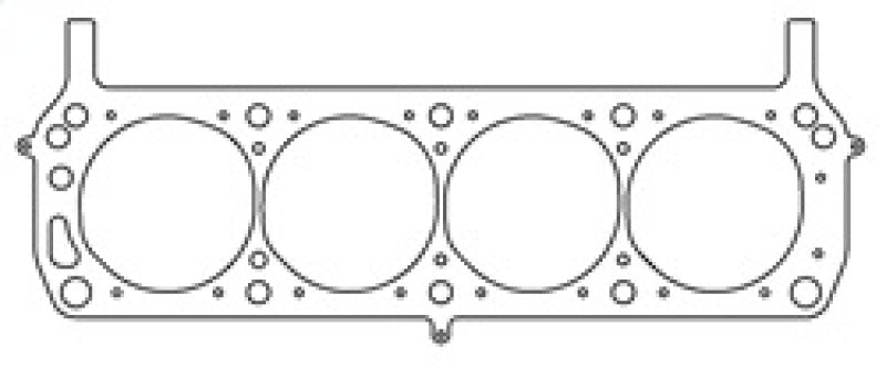 Cometic Ford 302/351 SVO 106.17mm Bore .051in MLS Right Side Head Gasket