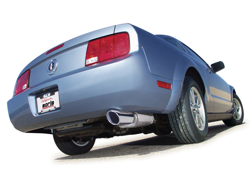 Borla 05-09 Mustang 4.0L V6 AT/MT RWD 2dr SS Exhaust (rear section only)