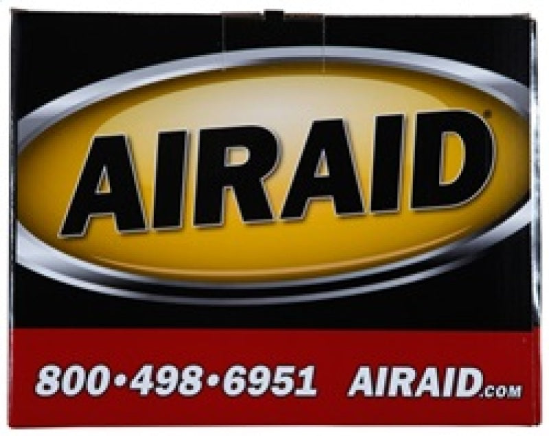 Airaid 16-18 Chevrolet Camaro 3.6L V6 F/I Airaid Jr Intake Kit - Dry / Red Media