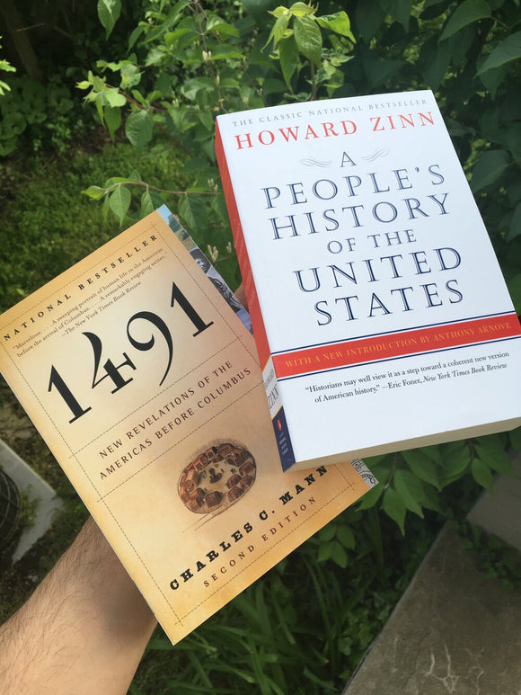 Real American History Combo Pack