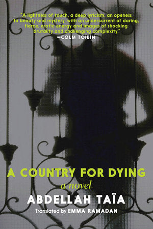 A Country for Dying | Abdellah Taïa