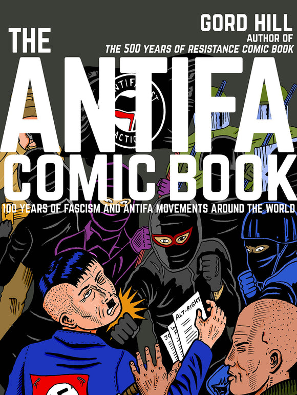 The Antifa Comic Book | Gord Hill